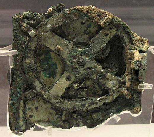 Ancient timepiece?