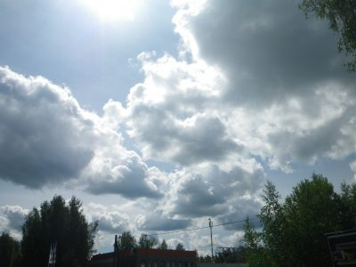 Summer Clouds 011
